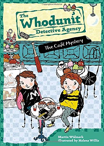 The Cafe Mystery #4