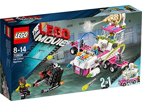 Lego Ice Cream Truck - 2