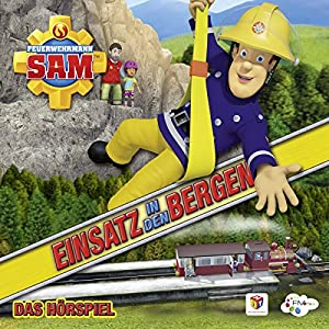 Einsatz in den Bergen (Feuerwehrmann Sam 8, 5) Hörspiel