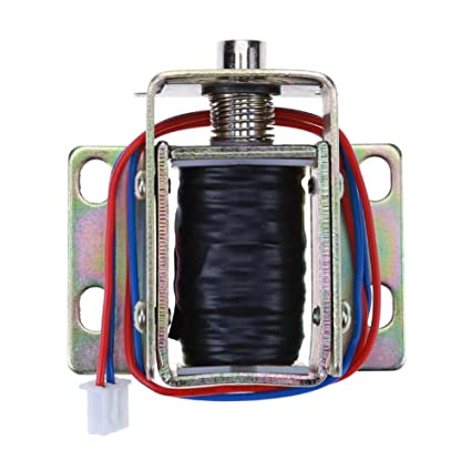 Electromagnetic Lock, DC6V/12V/24V Electronic Door Lock RFID Access