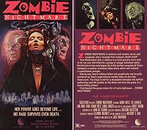 Amazon.com: Zombie Nightmare [VHS]: Adam West, Jon Mikl