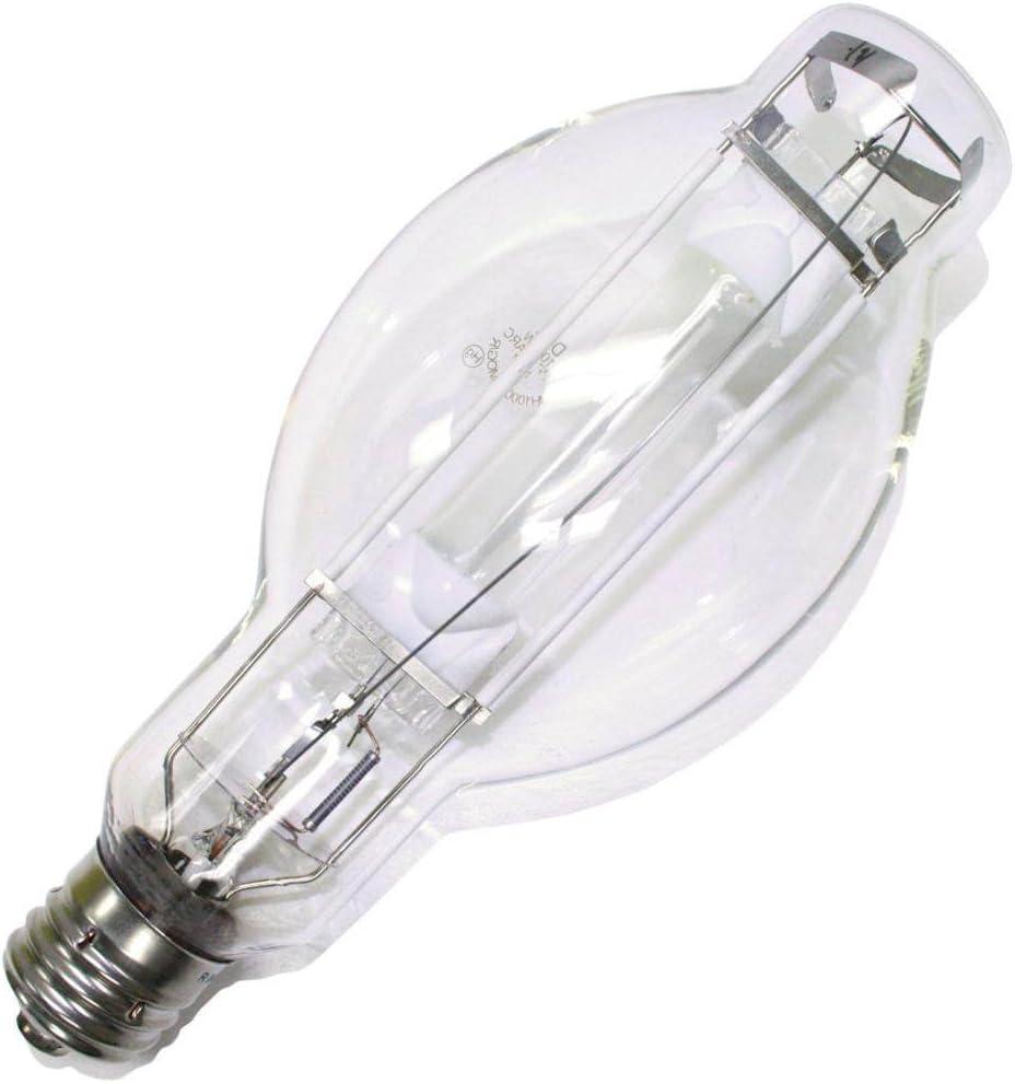 Litetronics 33850 L-856 MH1000 U CL MOG R 1000 watt Metal Halide Light Bulb