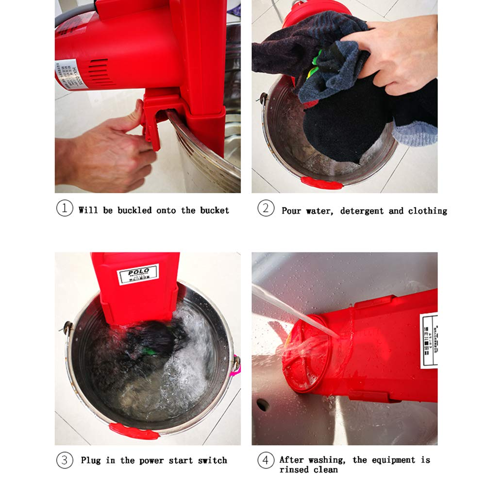 Lavadora Portátil, Dispositivo De Limpieza Eléctrico De La Sala De ...