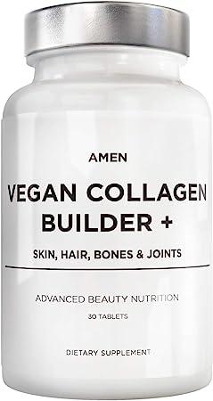 Amen Plant-Based Vegan Collagen Builder