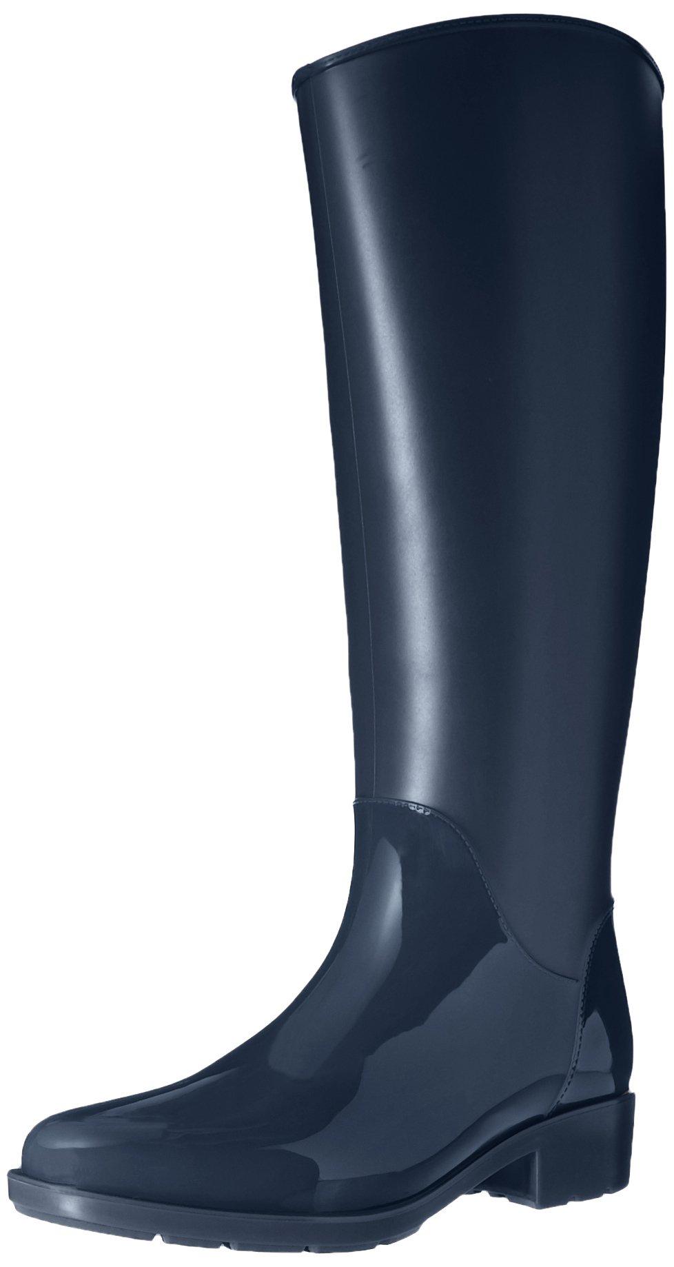Sam Edelman Women's Sydney Rain Boot, Eclipse Navy, 7 M US