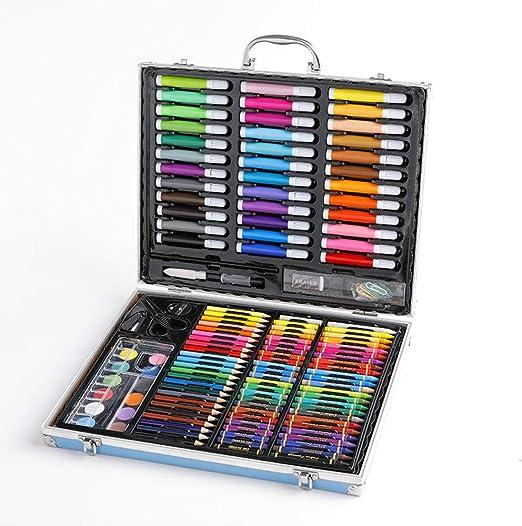 pomelogreem Profesional Lápices de Colores Conjunto,Set de Pintura ...