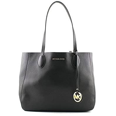 1036801054 Reversible Michael Tote Eastwest Black Kors Mae Large thQdCsrx