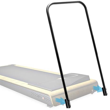 Sportstech Barra de Sujeción Adicional para la Cinta de Correr Deskfit DFT200. Barandilla Estable y