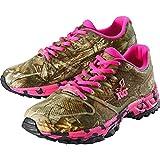 Legendary Whitetails Women's Mamba Ultra Cross Realtree Trail Shoe Hot Pink