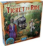 Ticket to Ride Africa Expansion Strategy Game