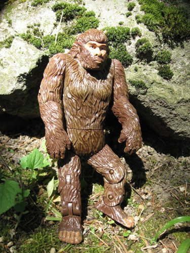 Bigfoot Sasquatch Toy Figure