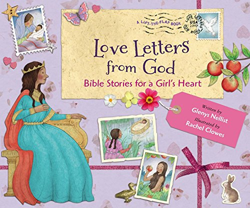 (Love Letters from God; Bible Stories for a Girl's)