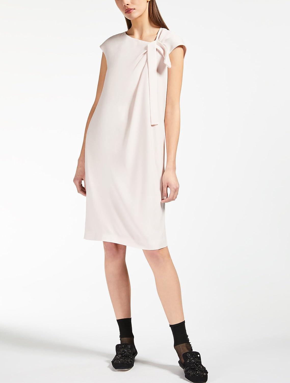 (マックスマーラ) MaxMara Women`s Light cady dress 女性のライトキャディードレス(並行輸入品) B07DPB1N5R IT 48|ピンク ピンク IT 48