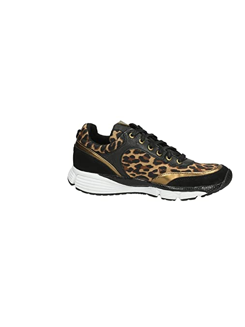 Guess FL3PHNFAP12 Sneakers Femme Spotted 36 Nero Giardini A719111D Bottes et Bottines Femme Black 37 17YSqtiQb7