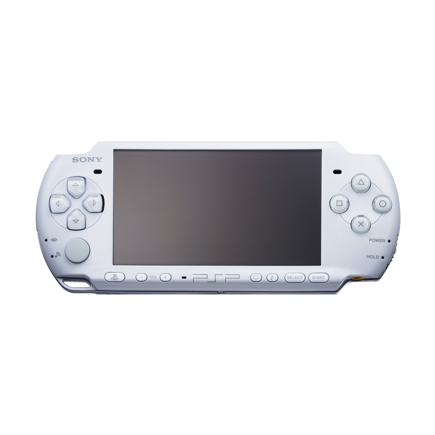 Sony Playstation Portable (PSP) 3000 Series Handheld Gaming Console System - White (Renewed)