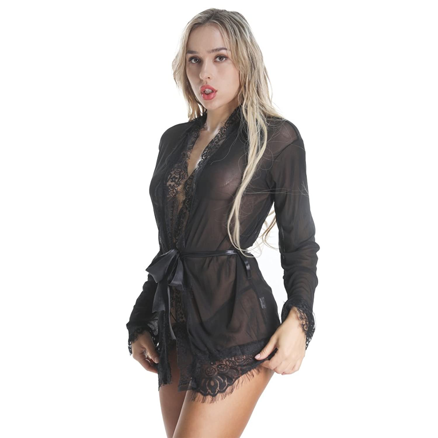 d782bbcb7 Note  Please check the size chart in the description before you order this lace  lingerie babydoll