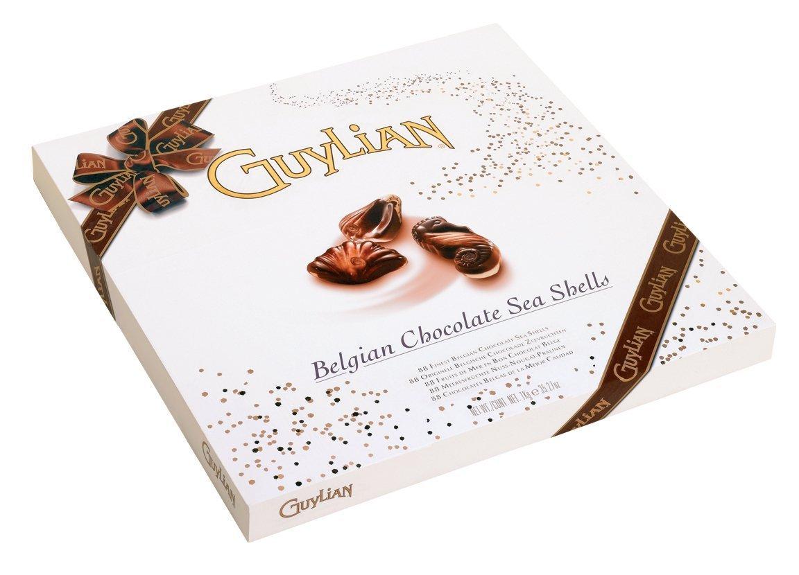 Guylian Artisan Belgian Chocolate Sea Shells Box - 1kg |88 Sea Shells