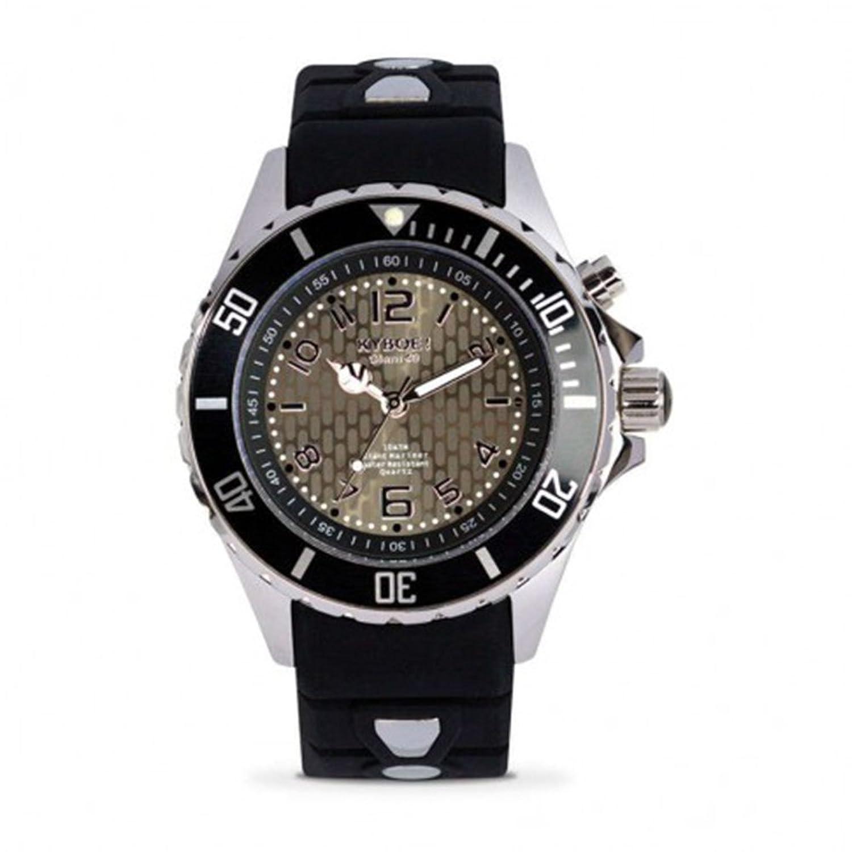 KYBOE! Silver Series horloge KY-40-002