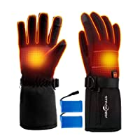 Deals on ROCKPALS Electric Heated Gloves