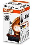 Osram O11 Lámpara Halogen PGJ19-2 12V 55W H11