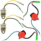 Amazon.com: Everest ON Off Engine Stop Switch Compatible with Honda on