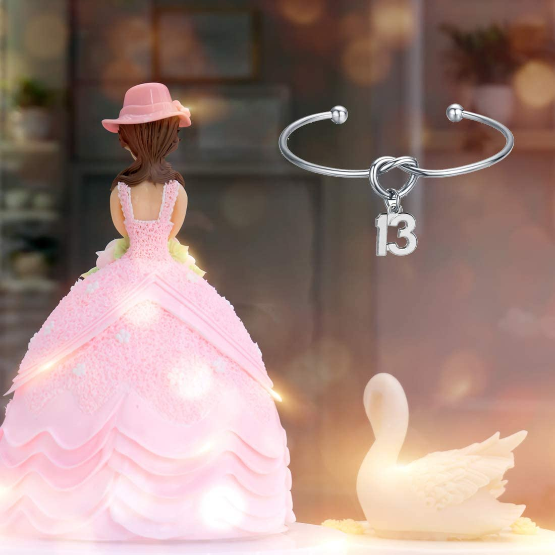 13th bracelet CHOROY 13th Birthday Bracelet Official Teenager Bracelet Gift 13th Birthday Gift for Her