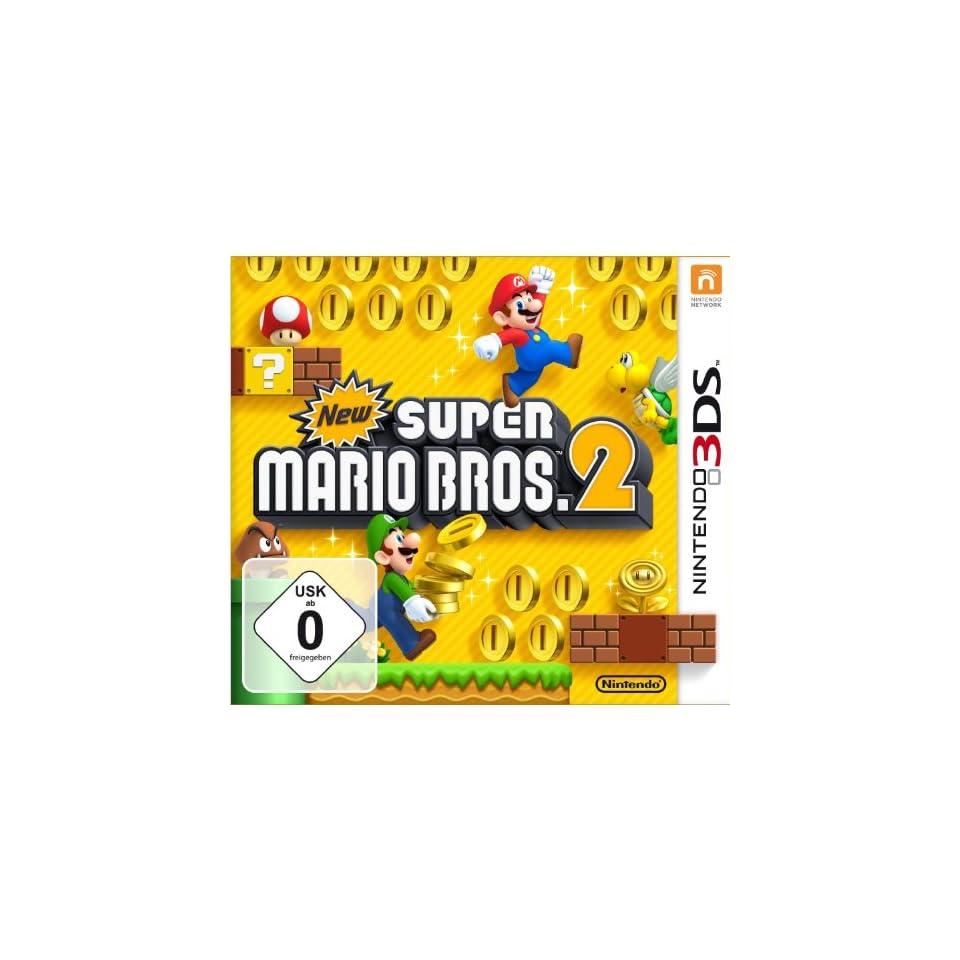 New Super Mario Bros. 2 Nintendo Games