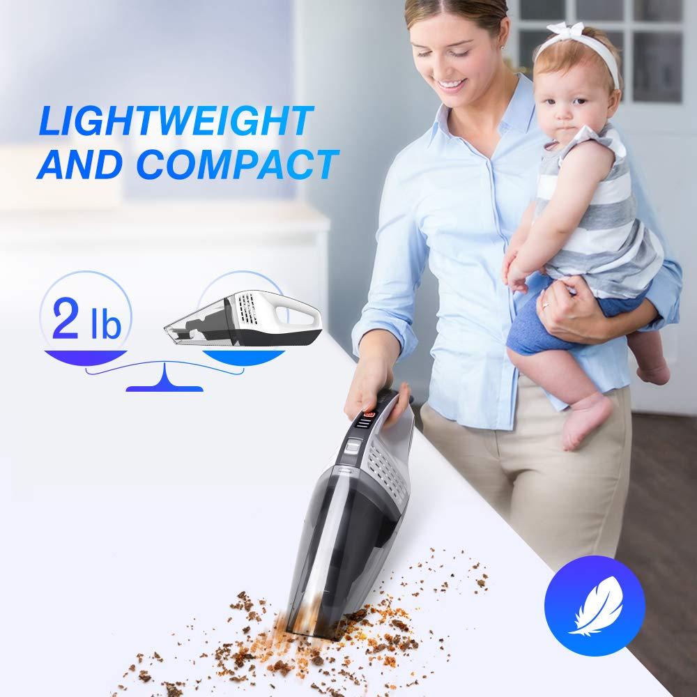 best handheld vacuum consumer report