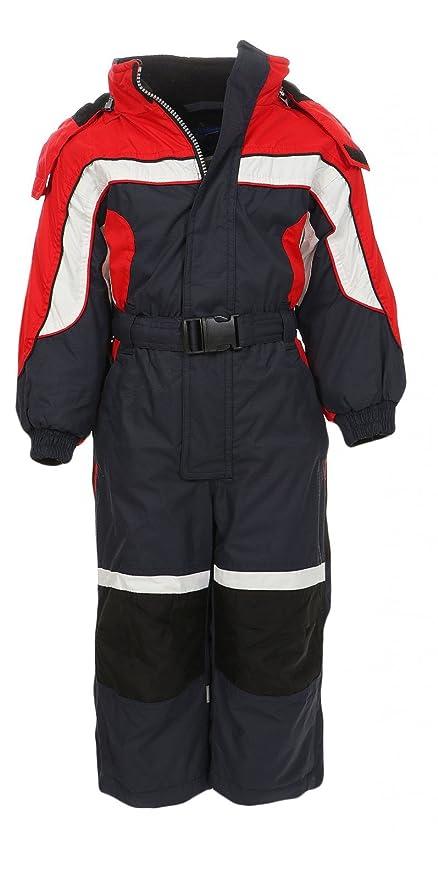 PM LC1118 niños traje de esquí al aire libre para niños y ...