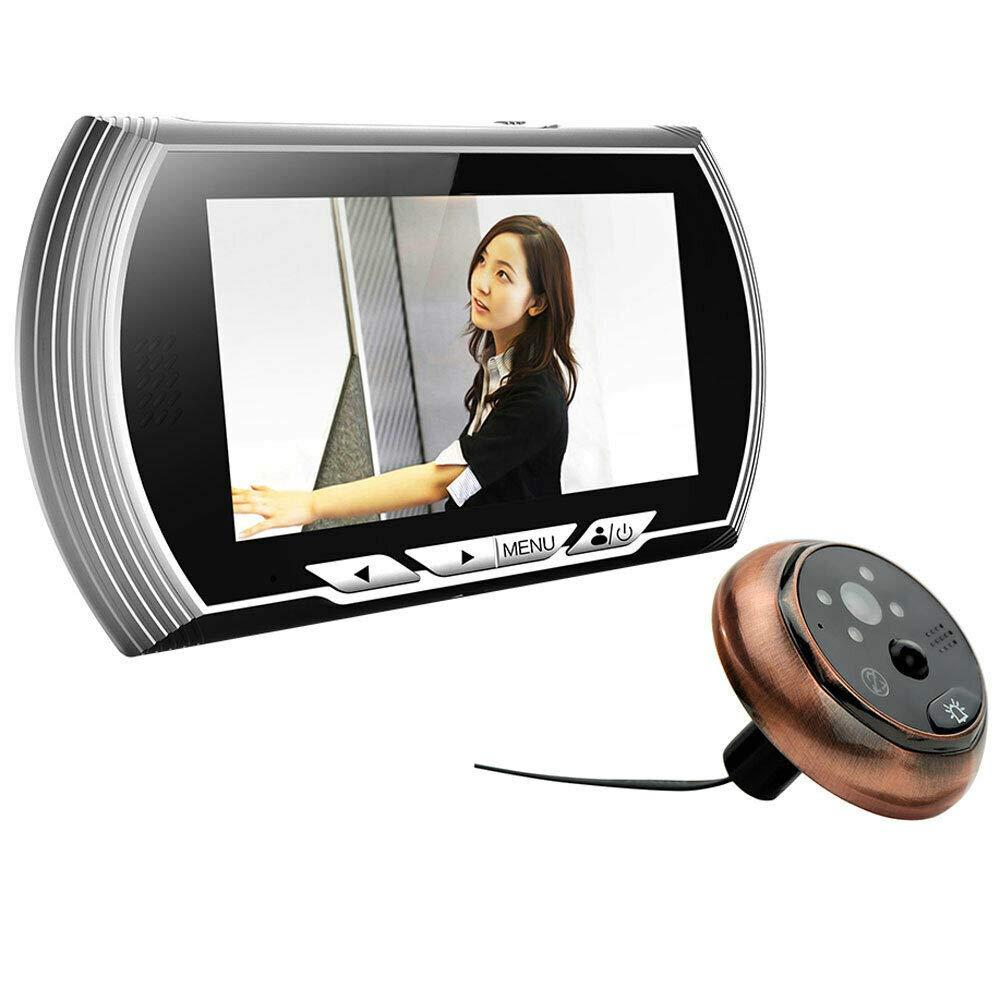 Eosphorus ML Digital TFT 4.3 inch LCD Peephole Doorbell Home Security Night Vision IR Camera by Eosphorus ML (Image #4)