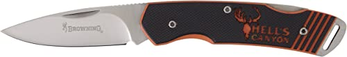 Browning Hell s Canyon G-10 Knife