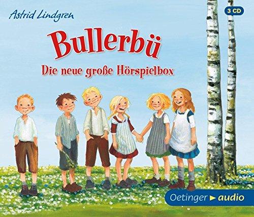 Bullerbü – Die neue große Hörspielbox (3CD): Hörspiele, ca. 157 min.