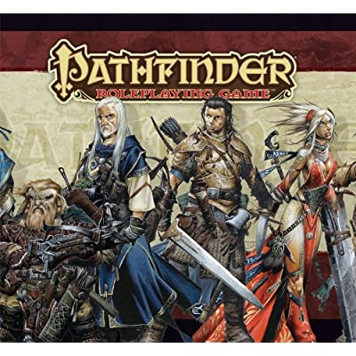 Pathfinder Roleplaying Game: GMs Screen: Bulmahn, Jason, Staff, Paizo: Toys & Games