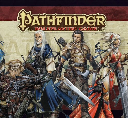 Pathfinder Roleplaying Game: GM's Screen (Anglais) Jeu – 22 décembre 2009 Jason Bulmahn Paizo Staff Paizo Inc. 1601252161