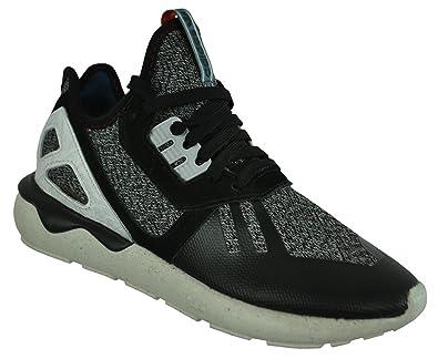 adidas Tubular Runner Originals Trefoil Herren Sneaker Sportschuhe Schwarz