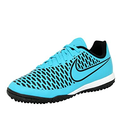 13554c863e8a Nike JR MAGISTA ONDA TF Blue Junior Kid Football Soccer Shoes