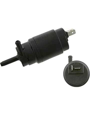Scheibenwaschpumpe Pumpe Wisch Wasch Waschwasserpumpe kompatibel mit der Referenz Original 98510-FD100//98510-1C100 C17052 Aerzetix