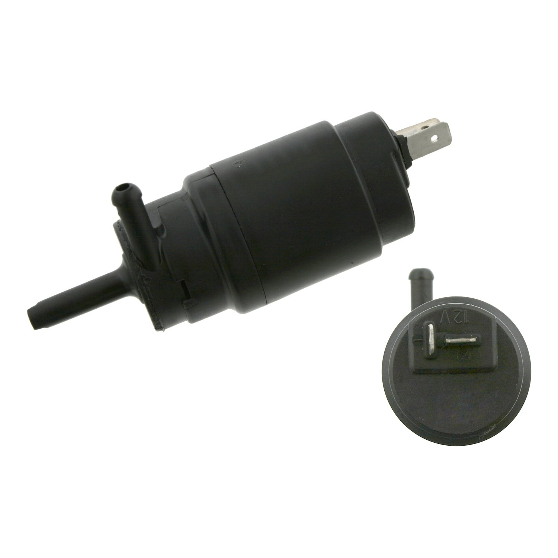 febi bilstein 03940 washer pump for windscreen washing system  - Pack of 1