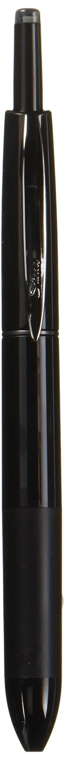 Sharpie 1753178 Retractable Pens, Fine Point, Black, 12-Count