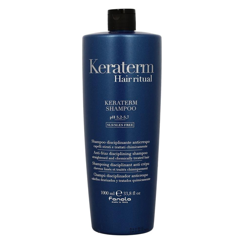 FANOLA Keraterm Shampoo Disciplinante Anticrespo 1000ml 96413