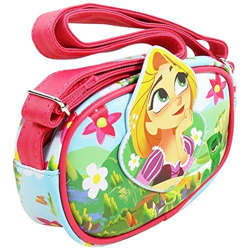 DISNEY Rapunzel Listen - Tasche mit Schultergurt für Mädchen