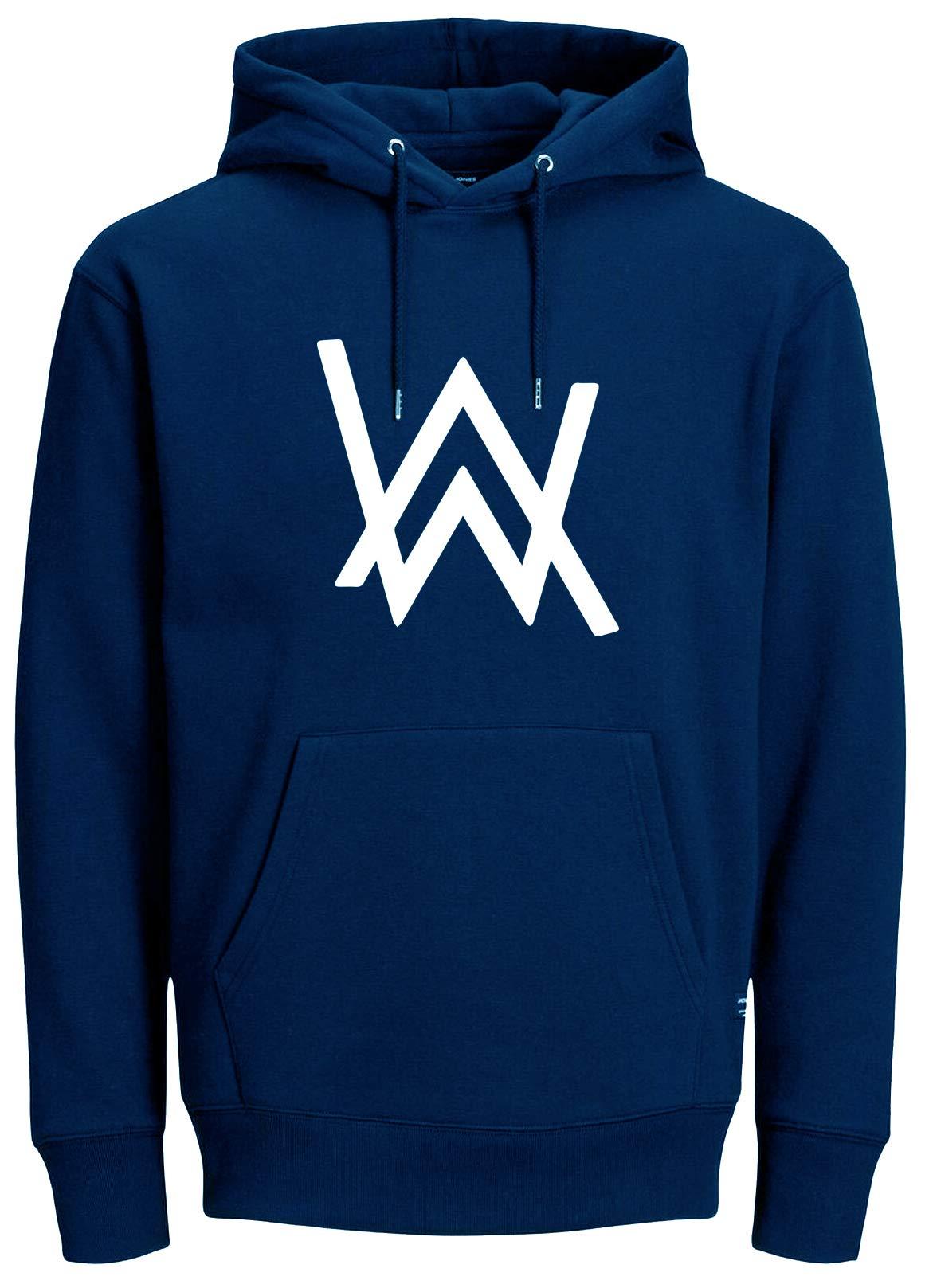 ABSOLUTE DEFENSE Alan Walker Hoodie for Men Women Casual Sweatshirt Regular fit Winter Jacket Boy Girl Hoodie Blue (B07XX5DX35) Amazon Price History, Amazon Price Tracker