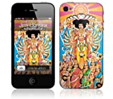 Zing Revolution MS-JIMI30133 Jimi Hendrix-Axis Bold as Love Cell Phone Cover Skin for iPhone 4/4S