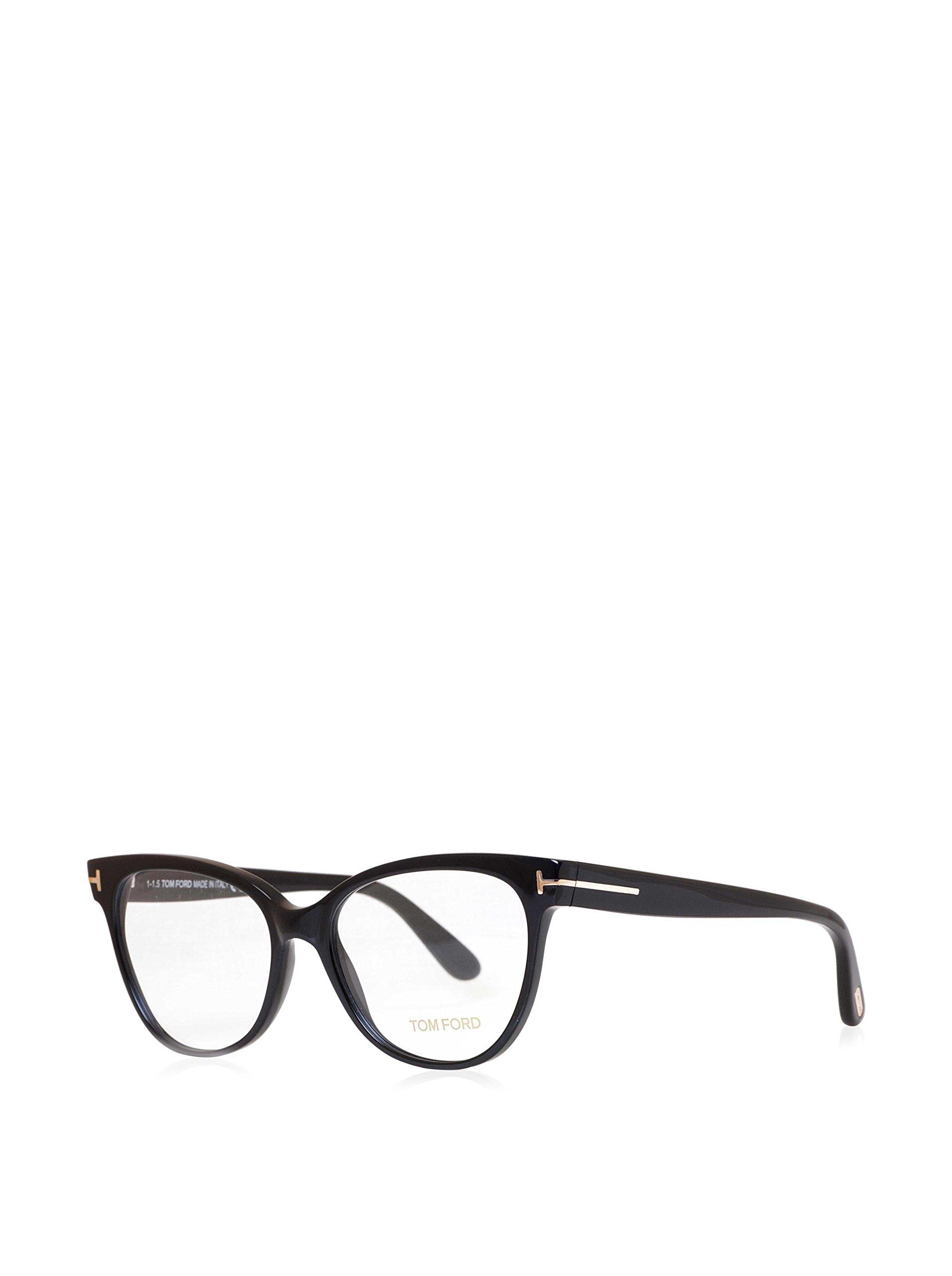 Tom Ford for woman TF5291 - 001, Designer Eyeglasses Caliber 55