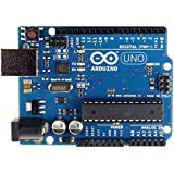 RoboGets Arduino Uno R3 Compatible ATmega328P Microcontroller Card & USB Cable, Electronics & Robotics Projects