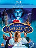 DVD : Enchanted [Blu-ray + DVD]