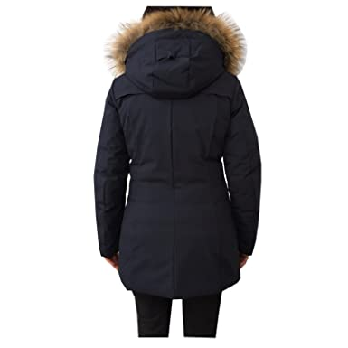 CANADIENS Damen Jacke Blau blau 36  Amazon.de  Bekleidung 001410412d