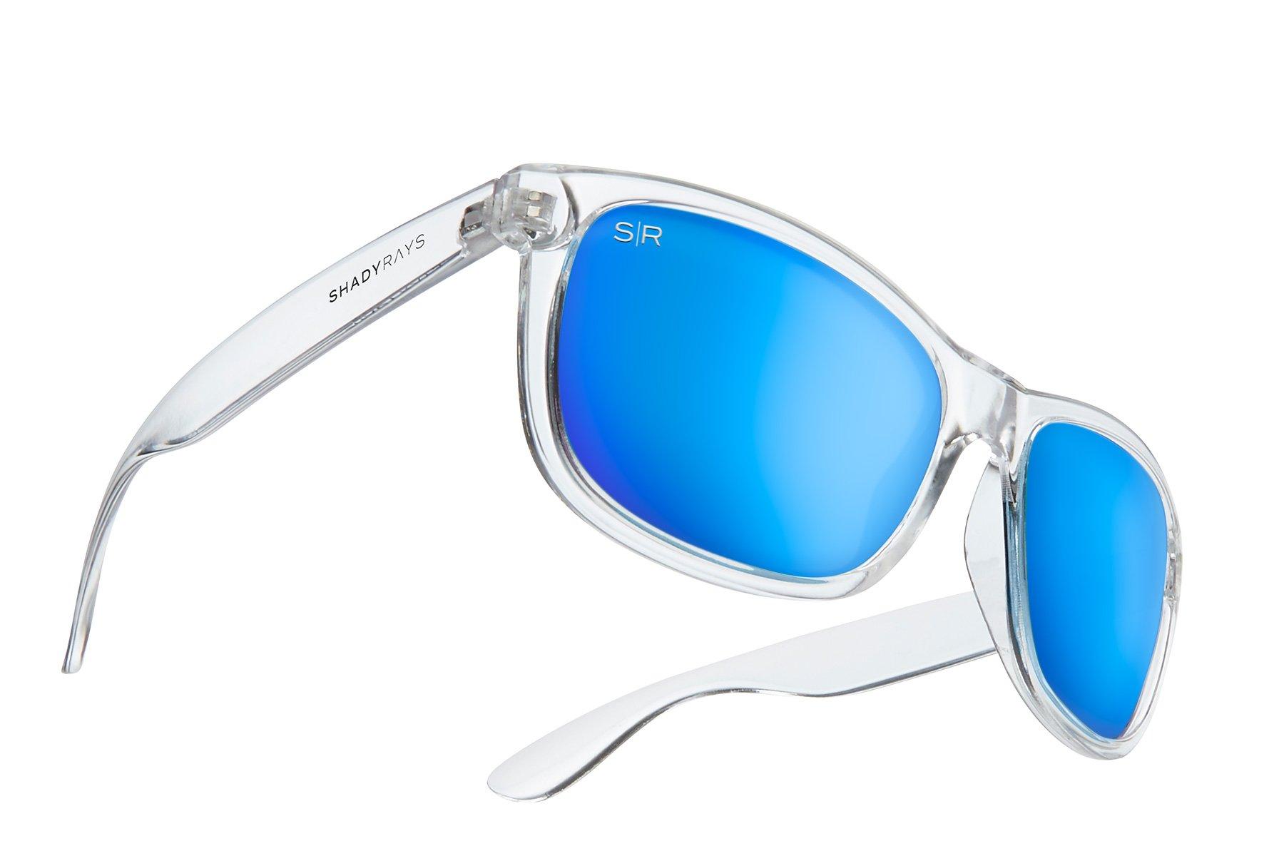 Shady Rays Signature Series Polarized Sunglasses Glacier, Ice