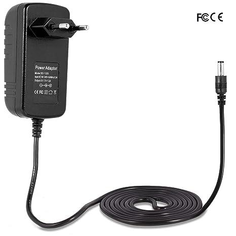 Best Deal® EU 12 V 2 A AC-DC adaptador cargador fuente de ...