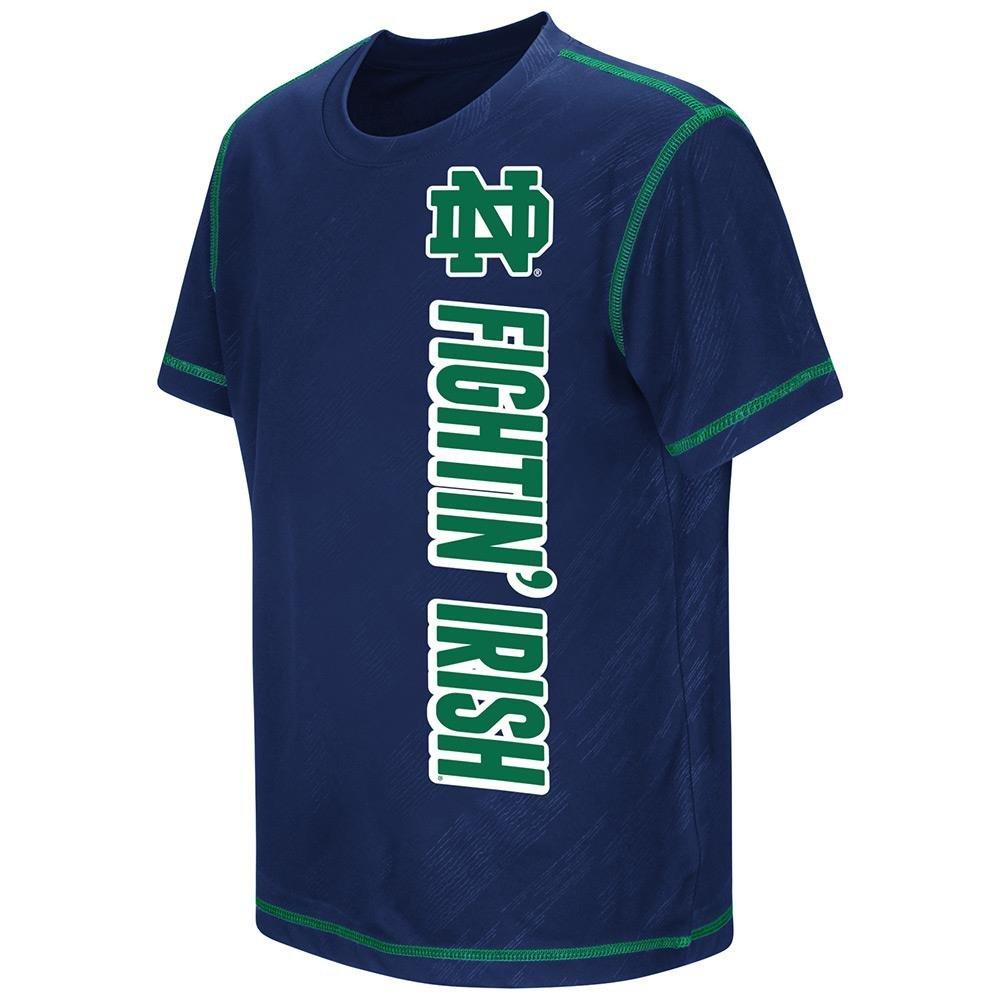 【60%OFF】 ユースNCAA Large Fighting Notre Dame Fighting Irish半袖Tシャツチームカラー ユースNCAA Large B01N2480K5, まめ暮らし:e8374f33 --- a0267596.xsph.ru
